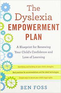Books about dyslexia