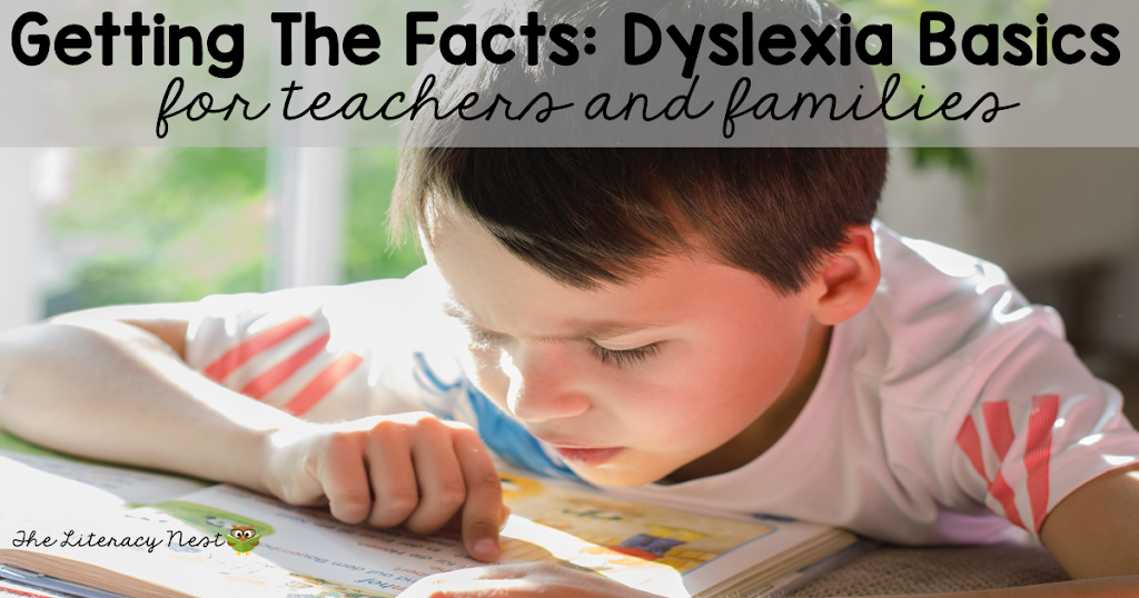 Getting The Facts About Dyslexia