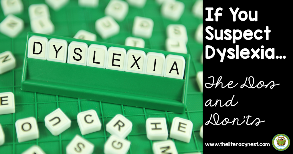 If You Suspect Dyslexia In Your Child