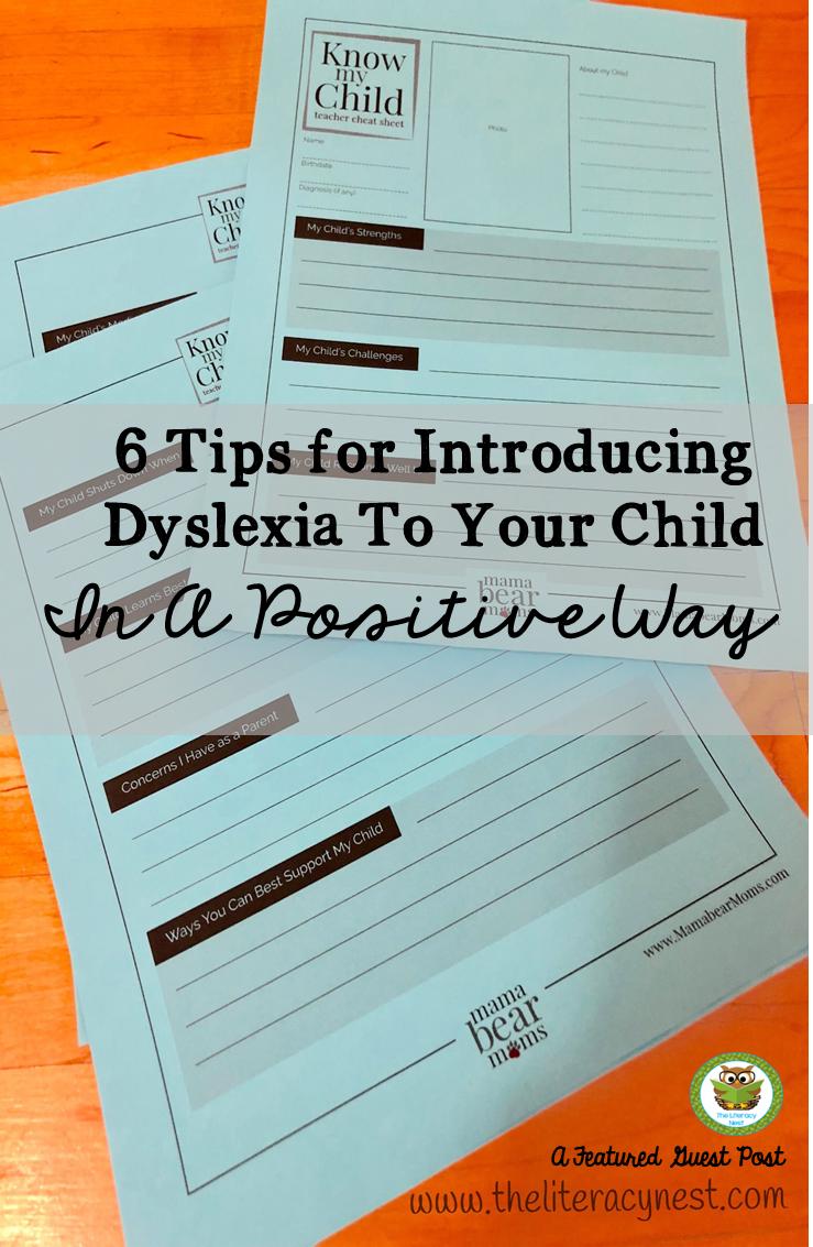 Dyslexia Advocacy
