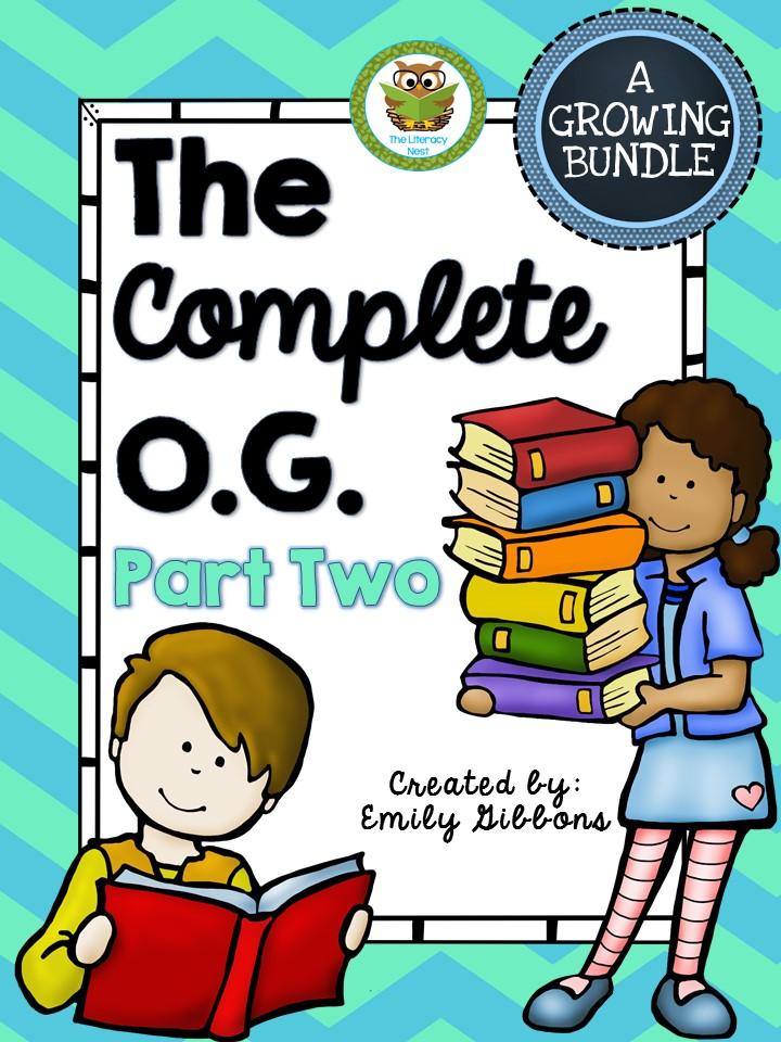 Orton-Gillingham reading passages and lesson plans