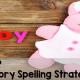 Multi-sensory Spelling Strategies