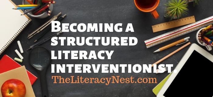 Structured Literacy Interventionist