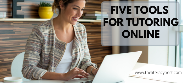 Five Tools For Tutoring Online