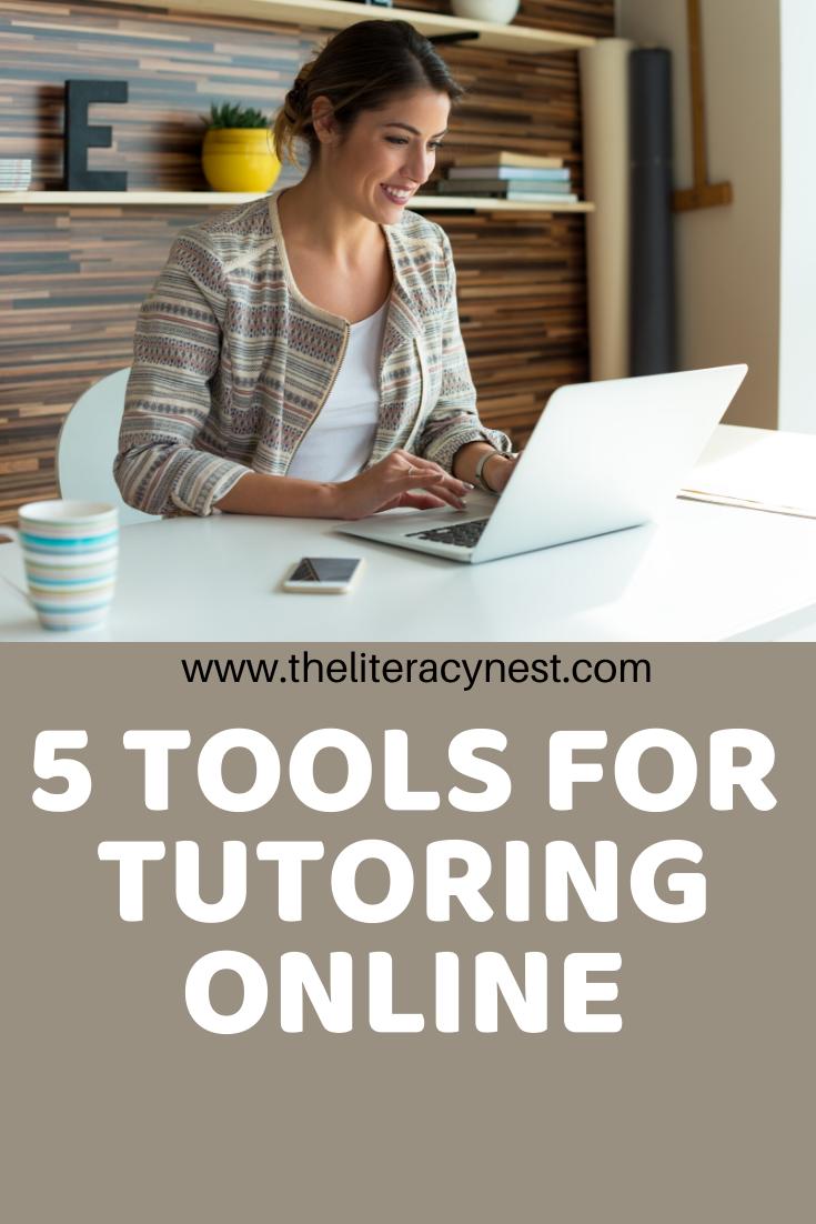 tips for online tutoring