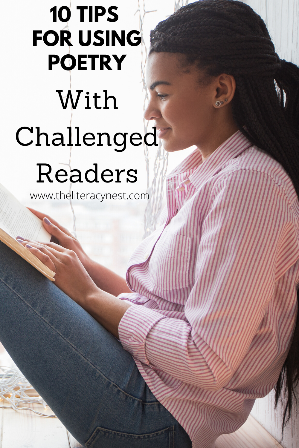 Poetry with Challenged readers 1