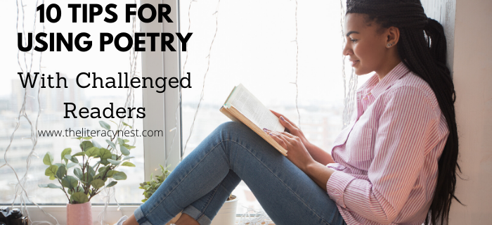 Poetry with Challenged readers 3