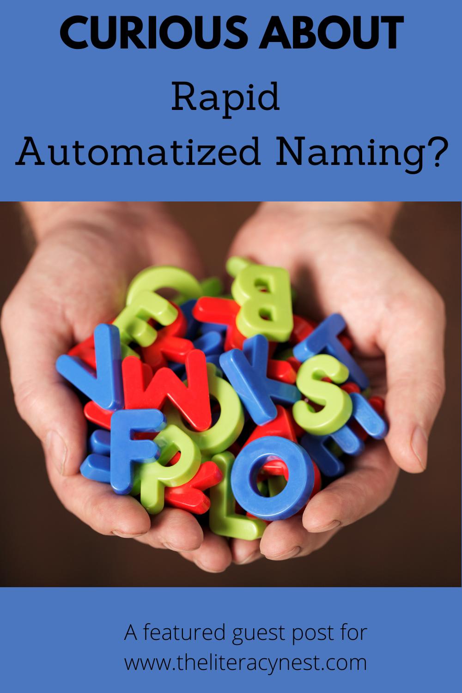 rapid automatized naming