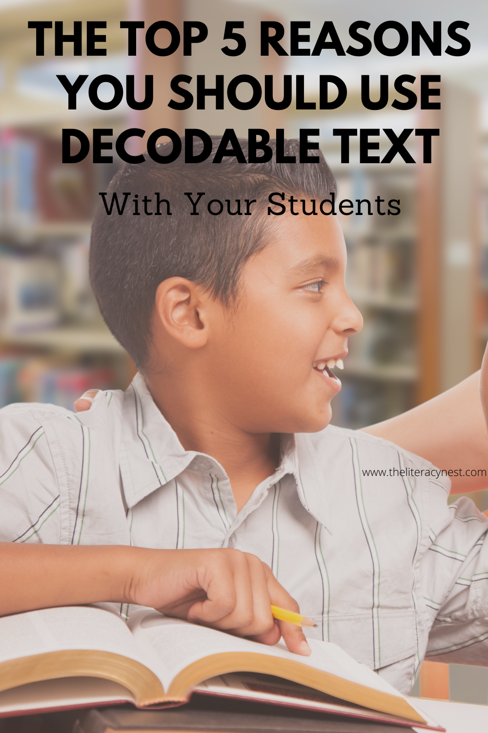 easons to use decodable text 2