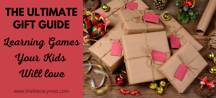 Ultimate holiday guide learning games
