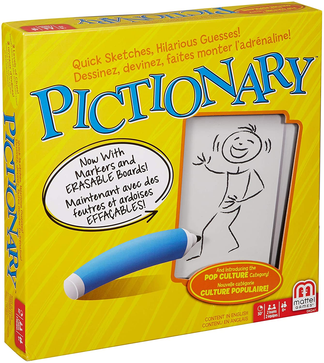 pictionary learning games
