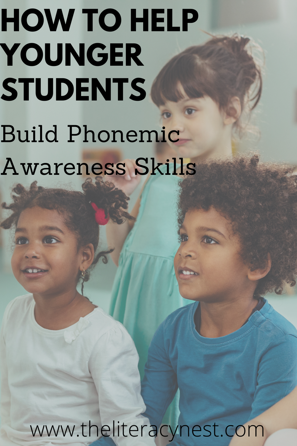 helping younger children with phonemic awareness