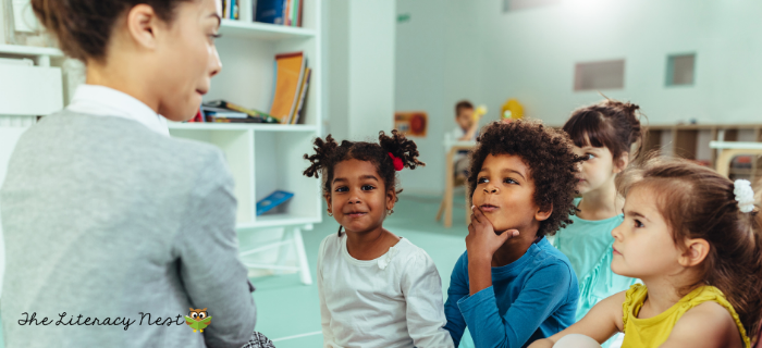 helping younger students with phonemic awareness